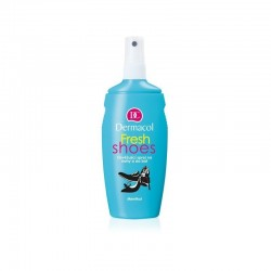 Spray refrescante para pies...