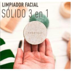 Limpiador Facial Sólido 3...