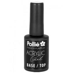Acrylic gel base y top Pollie