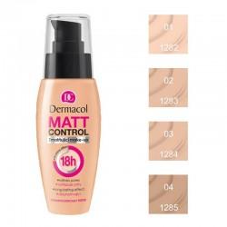 Maquillaje Matificante Matt...